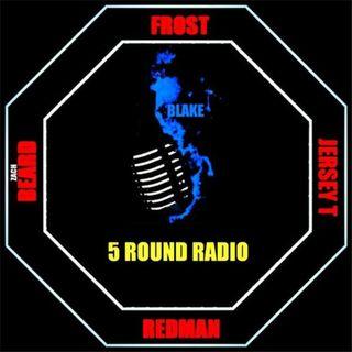 5 ROUND RADIO