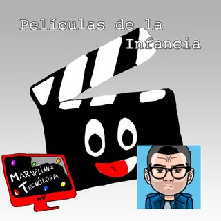 Top 5 películas de la infancia. Con ManoliicooRM #PeliInfanciaMT