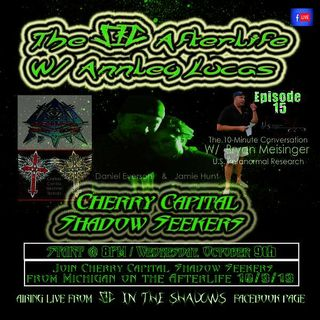 Cherry Capital Shadow Seekers & Bryan Meisinger