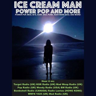 Ice Cream Man Power Pop And More #301
