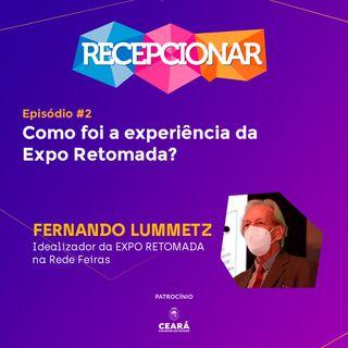 Eventos Teste e Expo Retomadas