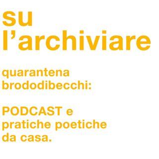 Sull'Archiviare