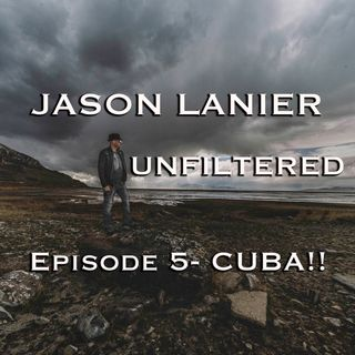 Episode 5- Cuba!!  Taxis, Customs, Models and Singing with Rastafarians!