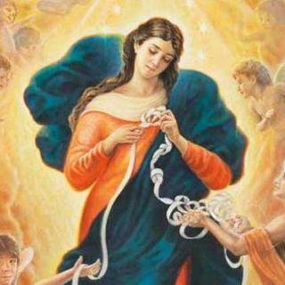 118 - La devozione di Maria che scioglie i nodi