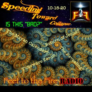 F2F Radio: Speeding Toward Collapsing Time