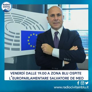 Recovery plan e Mes, l'intervista all'eurodeputato Salvatore De Meo