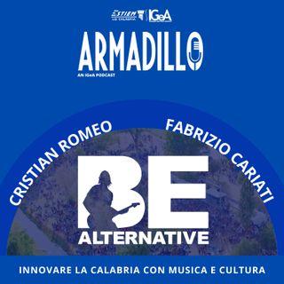 Ep.5 - Be-Alternative: Innovare la Calabria con Musica e Cultura