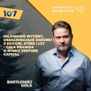 Bartłomiej Gola-cała prawda o rynku Venture Capital-SpeedUp Group