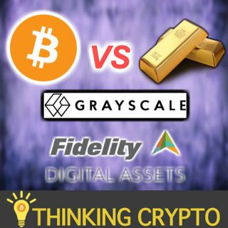 Fidelity Survey: Institutional Investors Bullish On Crypto - Grayscale Bitcoin vs Gold - Bakkt Crypto Winter