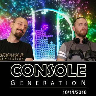Tetris Effect, 11-11: Memories Retold e altro! - CG Live 16/11/2018
