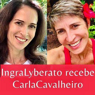 Podcast: Nutrição sutil - Ingra Lyberato recebe Carla Cavalheiro pela Awí Superfoods