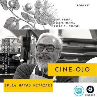 Ep.14 Hayao Miyazaki