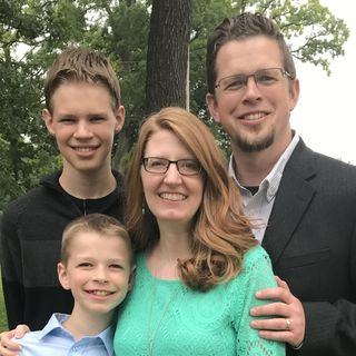 Dad to Dad 103 - HopeAnew.com Co-Founder Jonathan McGuire Talks About Raising A Son With Autism & Advocating For Other Families