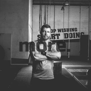 more. than training ep. 16 - Michał Tomaszewski o rosyjskiej szkole podnoszenia ciężarów i Klokovie.