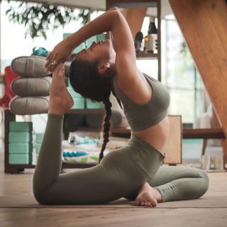 Buttiamoci sullo yoga