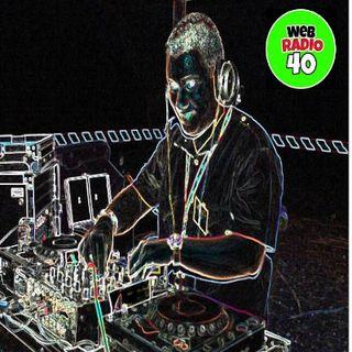 "Radio 40"" Sessione Live Reggaeton Party"""
