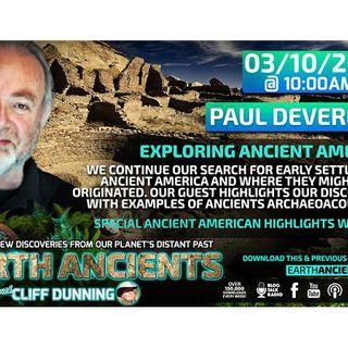 Paul Devereux: Mysterious Ancient America