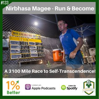 Nirbhasa Magee – A 3100 Mile Race to Self-Transcendence! – EP133