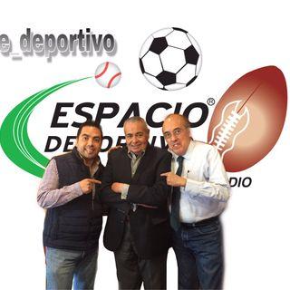 El Rudo Rivera, Pepe Segarra y Alex Cervantes en Espacio Deportivo de la Tarde 05 de Marzo 2019
