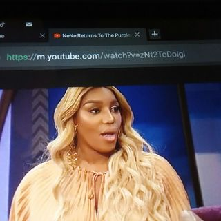 Nene Leakes And Wendy Williams Make Up???