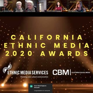 CA Ethnic Media Awards - 2020 - Edited by ONME News
