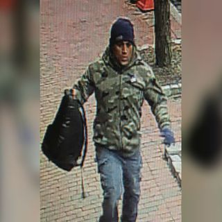 Police: Davis Square Bank Robber Still At Large, May Be Armed