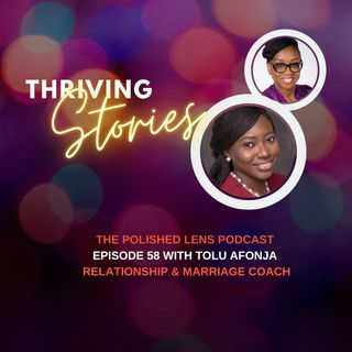 58: Thriving Stories With Tolu Afonja