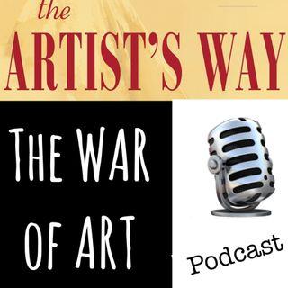The War of Art Week 1