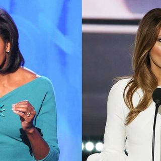 Did Melania Trump Plagiarize Michelle Obama?