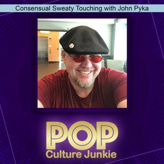Consensual Sweaty Touching With John Pyka