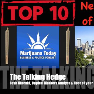 Top 10 Cannabis Industry News Stories of the Week (April 20, 2020)