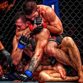 Análisis Khabib vs Mcgregor #UFC229