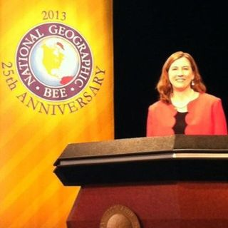 National Geographic's Chelsea Zillmer stops by #ConversationsLIVE