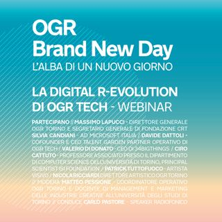 La digital R-evolution di OGR Tech