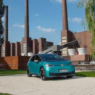 Volkswagen stempler ind i el-bils-revolutionen med ID.3! Gæstevært Anders Berner fra Bilbasen