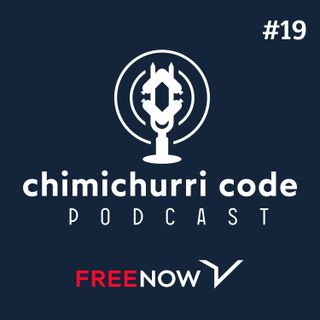 1x19 | Charlando con los Androides de Free Now