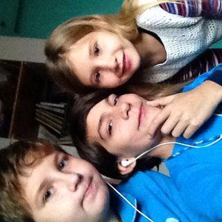 Con mis primos 2