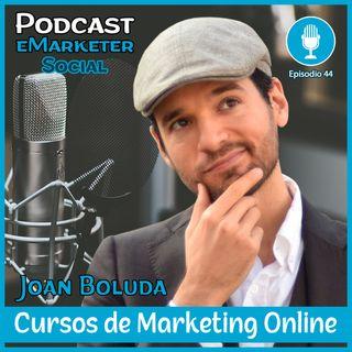 044 Entrevista a Joan Boluda (1ª parte)