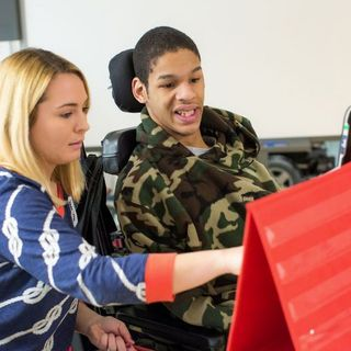 WBZ Cares: Boy Communicates Through Eyes Thanks To Franciscan Children's