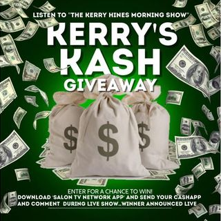 The Kerry Hines Morning Show #3  Thursday, September 24th, 2020