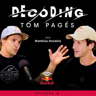 Tom Pagès – French Freestyle Motocross rider and multiple Red Bull X-Fighters winner, Series 1 Episode 4