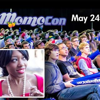 Learn All About MomoCon 2018 with Renee Cooper