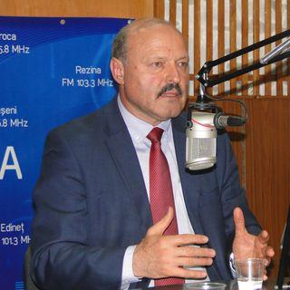 """Valeriu Ghileţchi în emisiunea """"Loc de Dialog"""""""