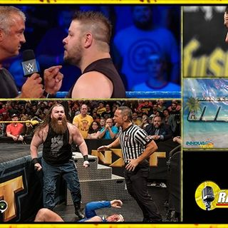 REL 08/22/19 | SD, NXT, 'Ray Fenix' En El Malecon'
