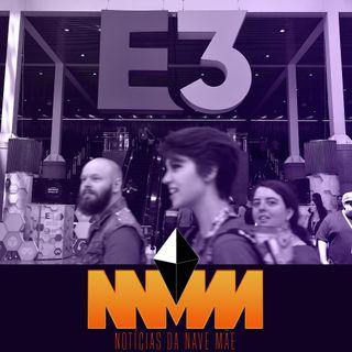 Notícias da Nave Mãe #57 - E3 2020 cancelada, o leilão do Nintendo PlayStation, Lego do Mario e mais