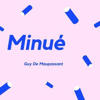 Minué - Un cuento de Guy de Maupassant
