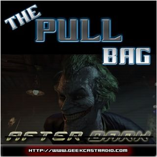 The Pull Bag - After Dark - DC Comics The New 52 - Then & Now
