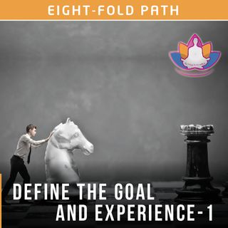 20161129 Mindfulness-  Define the goal and experience-I