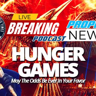 NTEB PROPHECY NEWS PODCAST: The Hunger Games Style Inauguration Ceremony Is The Perfect Beginning For The Darkness Of The Biden Reich