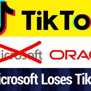 Breaking News: Microsoft Out of TikTok Deal | TWiT Bits